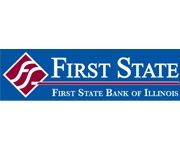 First State Bank of Illinois logo