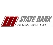 State Bank of New Richland logo