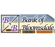 Bank of Bloomsdale logo