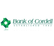 Bank of Cordell logo