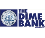 The Dime Bank logo