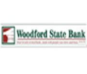 Woodford State Bank logo