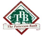 The Patterson Bank logo