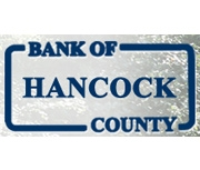 Bank of Hancock County logo