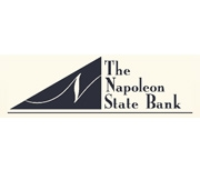 The Napoleon State Bank logo