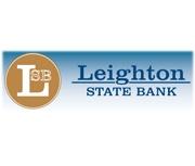 Leighton State Bank logo