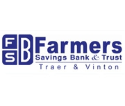 Farmers Savings Bank & Trust-traer logo