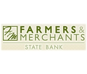 Farmers and Merchants State Bank of Pierz logo