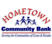 Hometown Community Bank (Cyrus, MN) logo