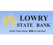 Lowry State Bank logo