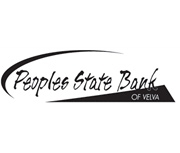 Peoples State Bank of Velva logo