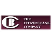 The Citizens Bank Company logo