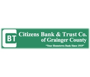 Citizens Bank and Trust Company of Grainger County logo