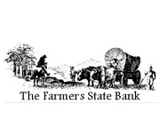 The Farmers State Bank of Brush logo