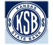 The Kansas State Bank logo
