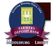 Farmers Deposit Bank of Middleburg, Inc. logo
