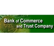 Bank of Commerce & Trust Co. logo