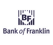 Bank of Franklin logo