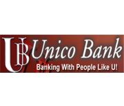Unico Bank logo