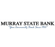 The Murray State Bank logo