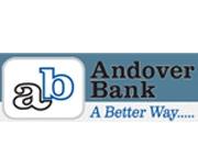 The andover Bank logo