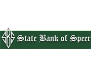 State Bank of Speer logo