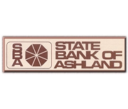 State Bank of Ashland logo