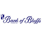 Bank of Bluffs logo