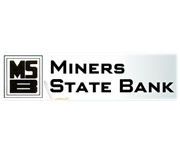 The Miners State Bank logo