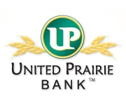 United Prairie Bank logo