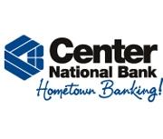 Center National Bank logo