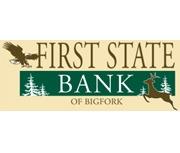 First State Bank of Bigfork logo