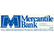 Mercantile Bank logo