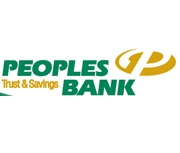 Peoples Trust and Savings Bank (Boonville, IN) logo