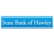 State Bank of Hawley logo