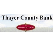 Thayer County Bank logo