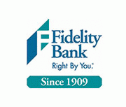 The Fidelity Bank logo