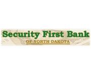 Security First Bank of North Dakota logo