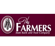 The Farmers State Bank and Trust Company logo