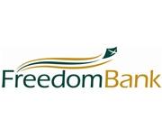 Freedombank logo