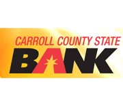 Carroll County State Bank logo
