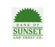 Bank of Sunset and Trust Company logo