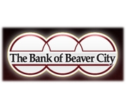 The Bank of Beaver City logo