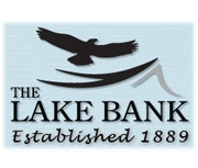 The Lake Bank logo