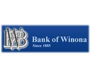 Bank of Winona logo