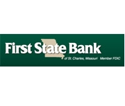 First State Bank of St. Charles, Missouri logo