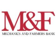 Mechanics & Farmers Bank logo