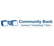 Community Bank of Cameron logo