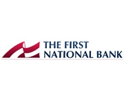 The First National Bank of Allendale logo