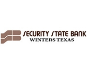 The Security State Bank (Winters, TX) logo